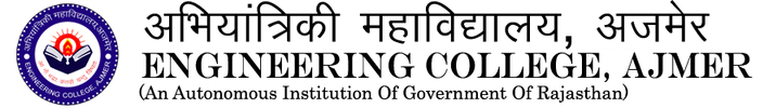 Govt. Engineering College Ajmer Logo